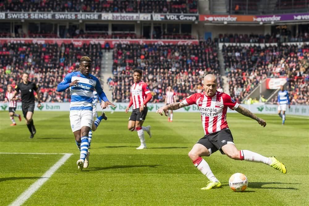 """Angeliño: """"Mijn periode bij PSV koester ik""""; image source: Pro Shots"""