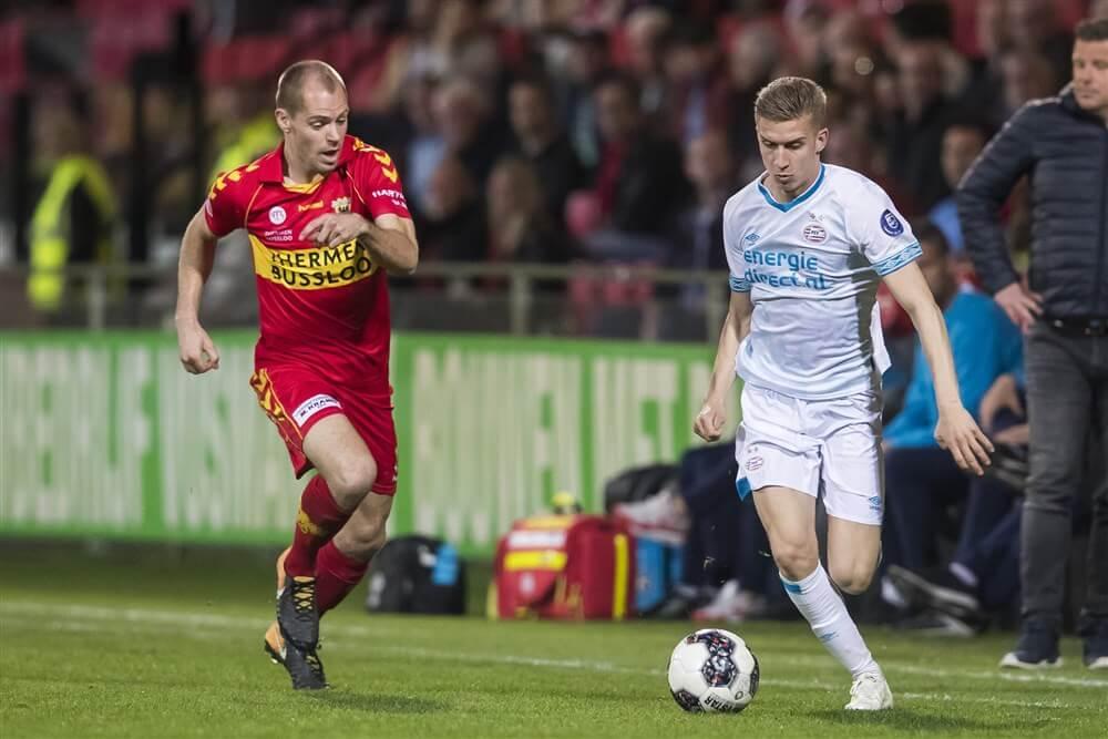 Jong PSV onderuit op bezoek bij Go Ahead Eagles; image source: Pro Shots