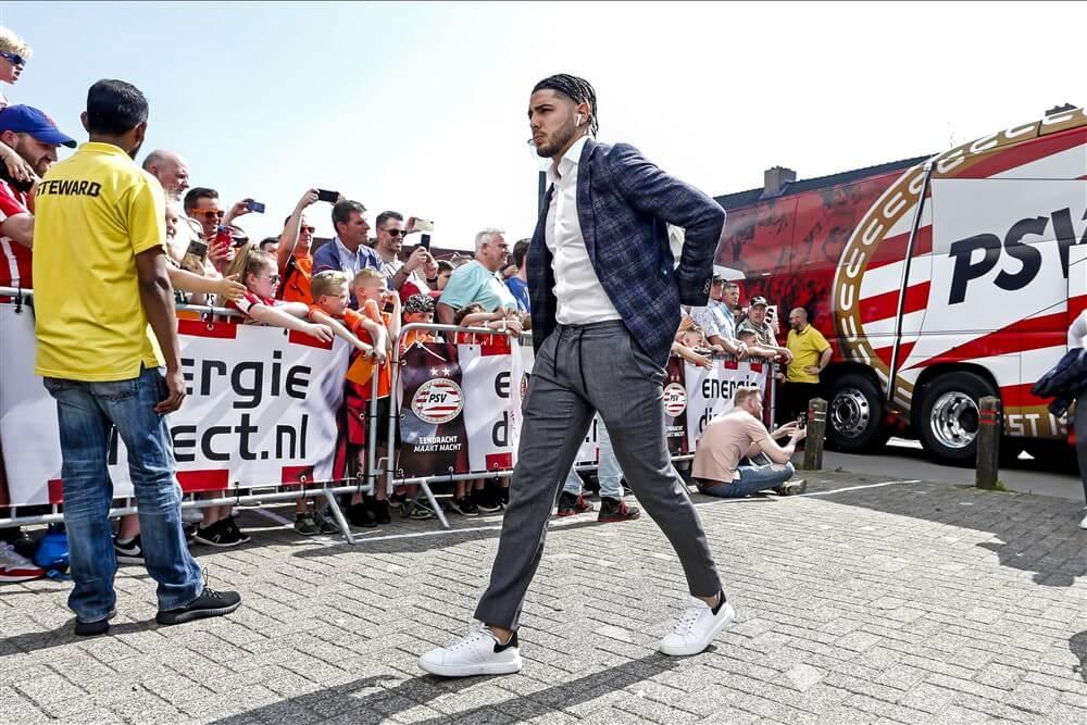 """Argentijnse voetbalvolgers: """"Maximiliano Romero ver weg van zijn niveau voordat PSV hem kocht""""; image source: Pro Shots"""