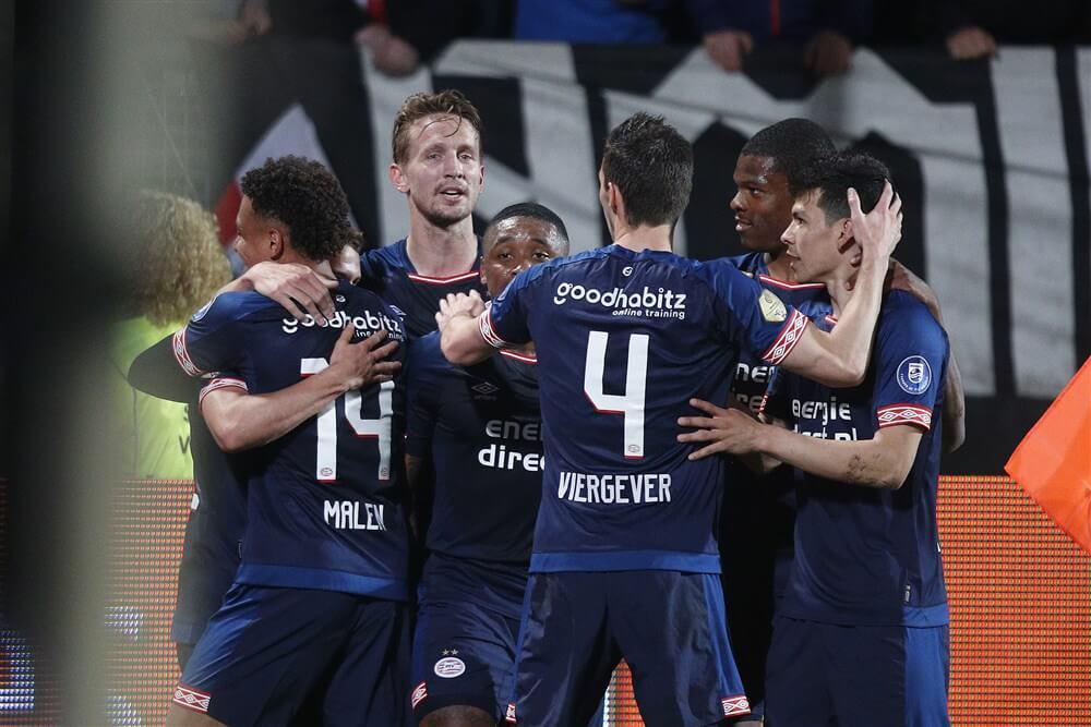 PSV geen moment in gevaar tegen Willem II en wint eenvoudig; image source: Pro Shots