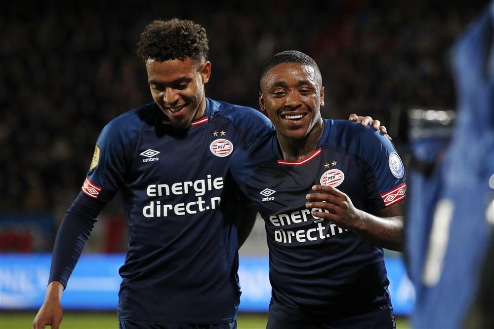 """John de Jong: """"Een verkoop van Steven Bergwijn aan Ajax is onbespreekbaar""""; image source: Pro Shots"""