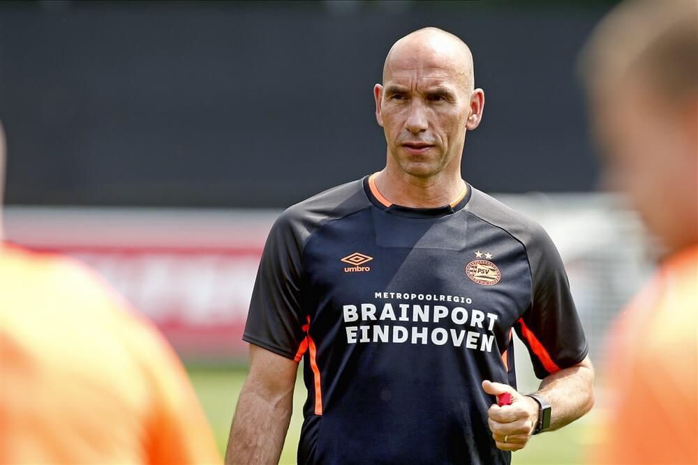 """""""Jürgen Dirkx nieuwe trainer PSV Onder 18""""; image source: Pro Shots"""