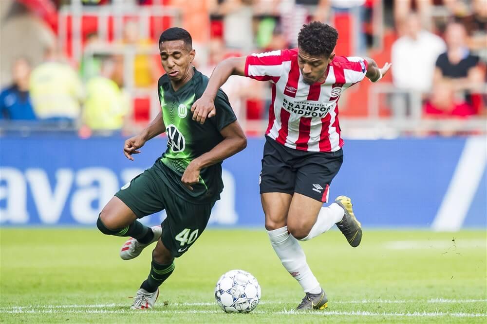 PSV vertrouwt op bijtekenen Malen; image source: Pro Shots