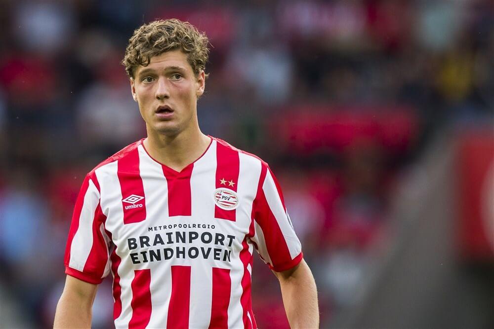 """""""PSV wil contract van Sam Lammers verlengen""""; image source: Pro Shots"""