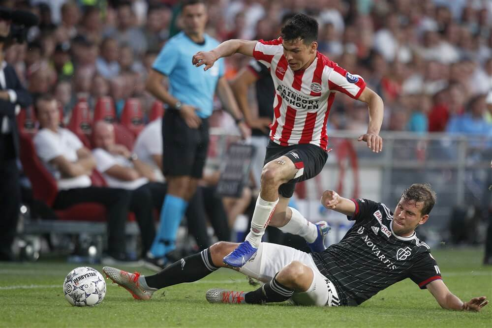 "[Update] ""PSV en Napoli naderen akkoord over transfer Hirving Lozano""; image source: Pro Shots"