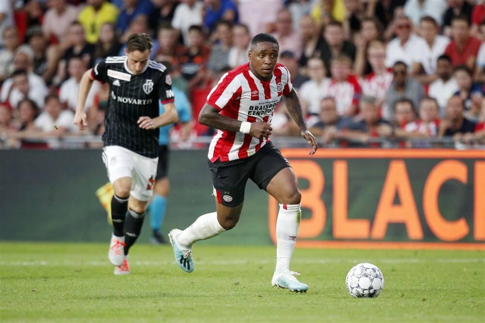 """""""PSV wil contract van Steven Bergwijn openbreken""""; image source: Pro Shots"""