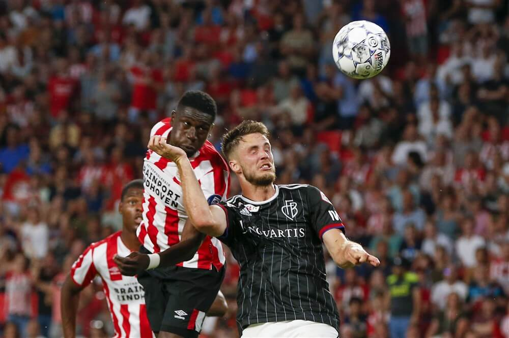 [Update] PSV bevestigt tijdelijk vertrek Derrick Luckassen; image source: Pro Shots