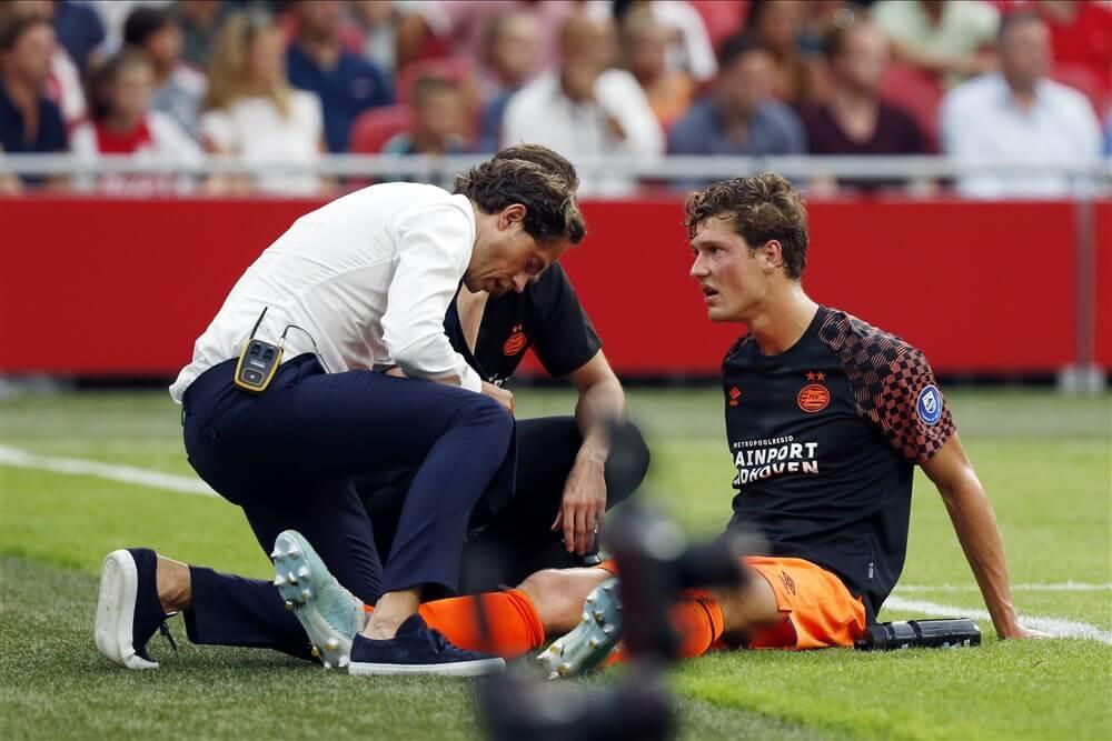 """Mark van Bommel: """"De blessure van Sam Lammers ziet er niet goed uit""""; image source: Pro Shots"""
