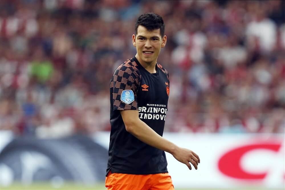 """""""Napoli neemt opnieuw contact op voor transfer Hirving Lozano""""; image source: Pro Shots"""