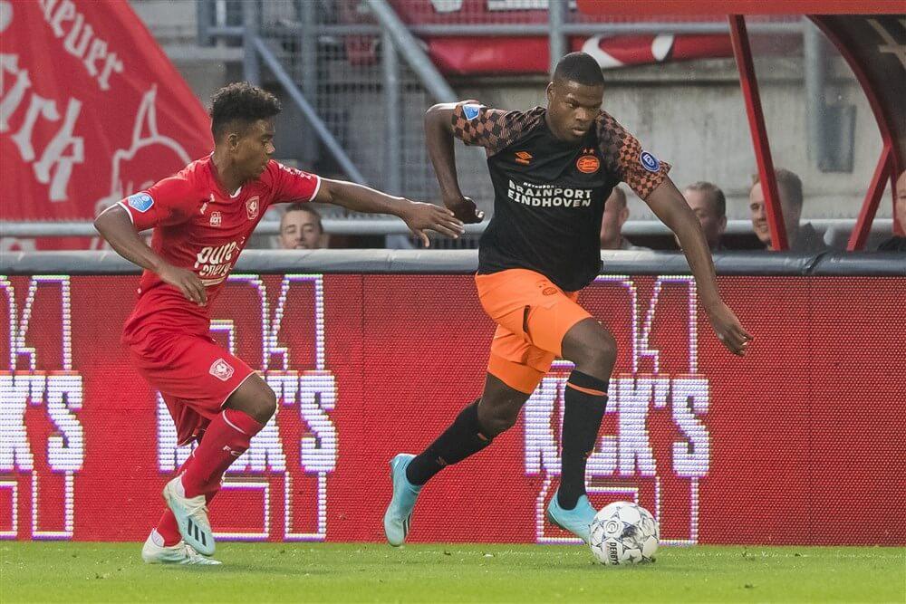 PSV zet slechte vorm voort en speelt gelijk in Enschede; image source: Pro Shots