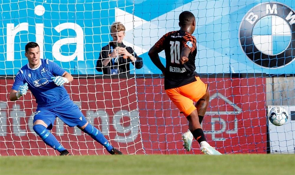 PSV wint ondanks belabberde wedstrijd van Haugesund; image source: Pro Shots