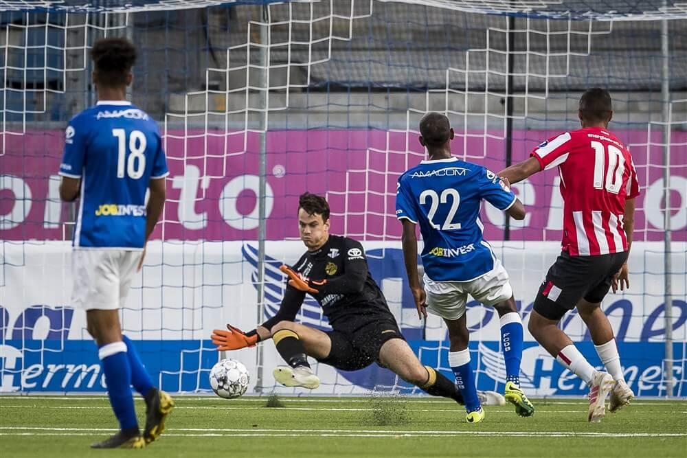 Jong PSV begint met gelijkspel aan competitie in duel vol prachttreffers; image source: Pro Shots