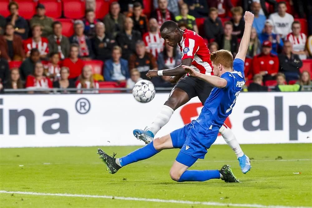 PSV ondanks flinke wanvertoning naar volgende ronde Europa League; image source: Pro Shots