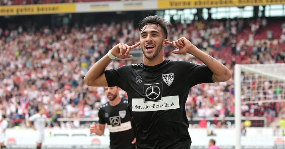 """""""PSV denkt ook aan Nicolas Ivan Gonzalez als vervanger voor Hirving Lozano""""; image source: Pro Shots"""