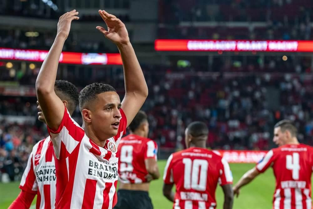 PSV na uitstekende tweede helft te sterk voor Apollon Limasol; image source: Pro Shots