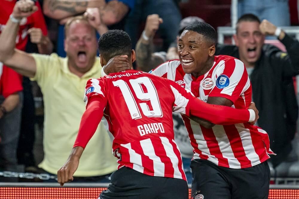 """Marc Overmars: """"Wij hebben ons niet bij PSV gemeld voor Steven Bergwijn""""; image source: Pro Shots"""