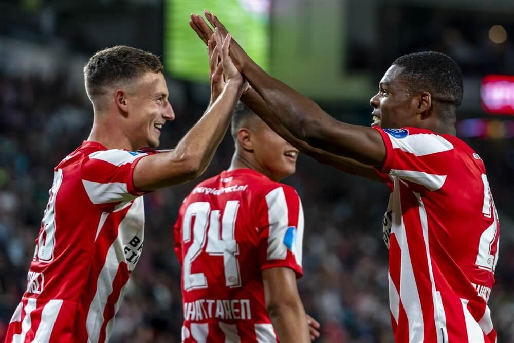 PSV begint thuis tegen Sporting en eindigt thuis tegen Rosenborg; image source: Pro Shots