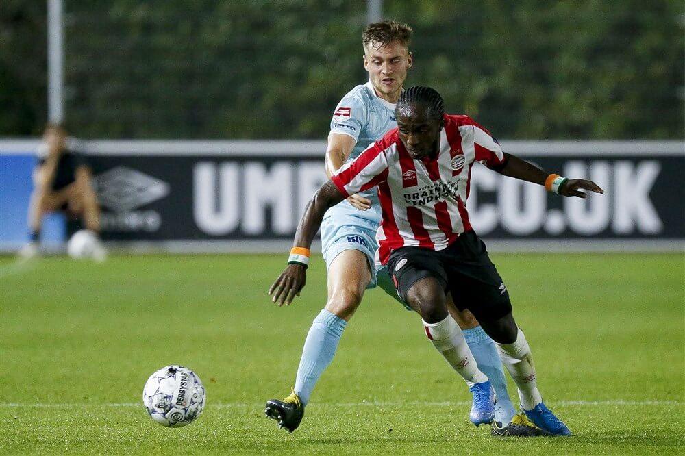 Jong PSV in eigen huis onderuit tegen MVV; image source: Pro Shots