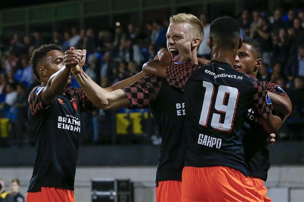PSV slaat in tweede helft opnieuw toe en wint in Waalwijk; image source: Pro Shots