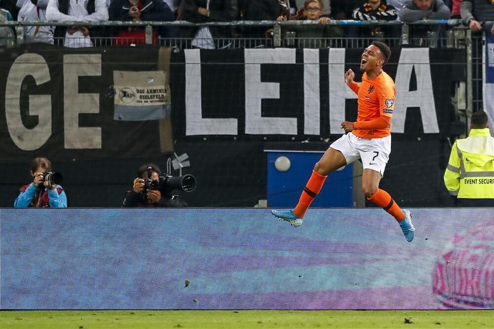 Donyell Malen debuteert met treffer in Oranje; image source: Pro Shots