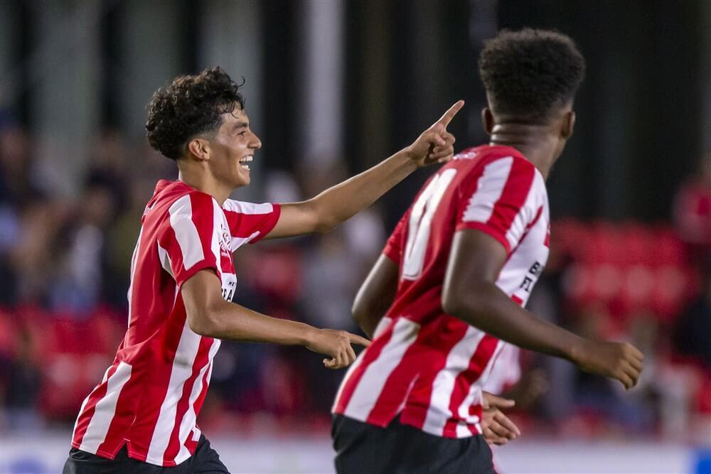 """""""PSV wil langer door met middenvelder Richie Ledezma""""; image source: Pro Shots"""