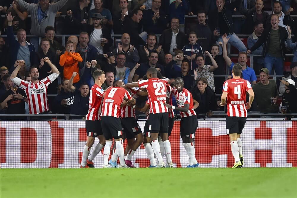 PSV dankzij vijfklapper Donyell Malen veel te sterk voor Vitesse; image source: Pro Shots