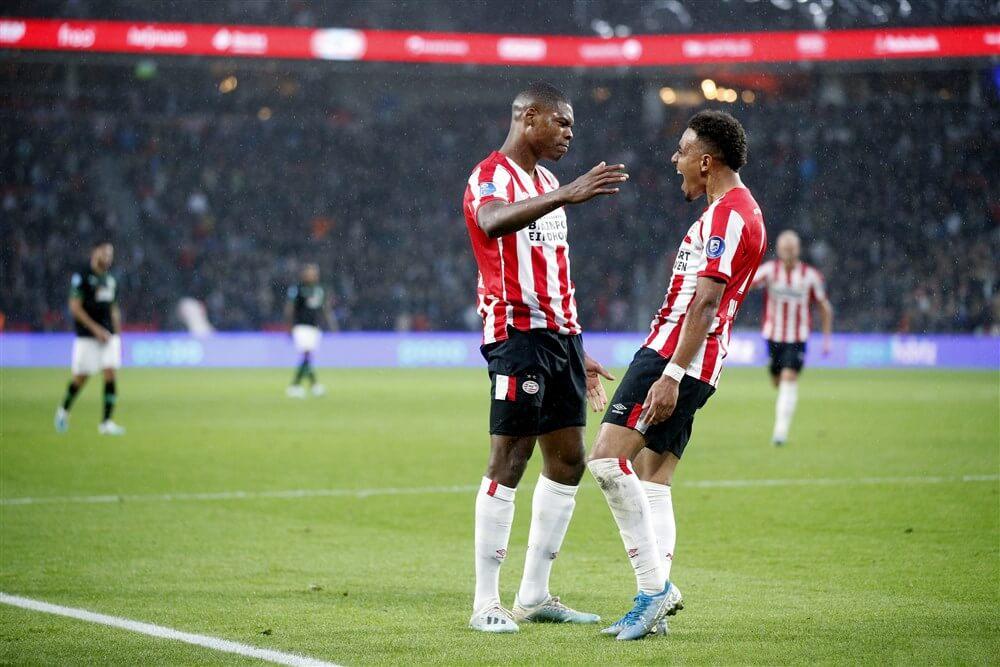PSV maakt het zichzelf nog onnodig lastig tegen FC Groningen, maar wint wel; image source: Pro Shots