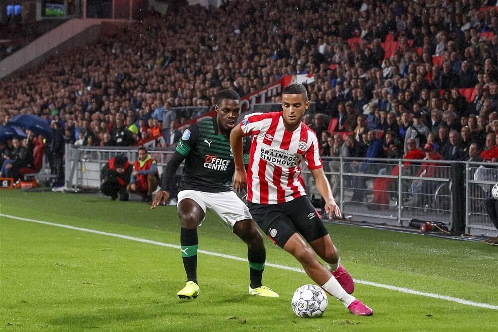"""Mohamed Ihattaren: """"Heb het gevoel dat ik beter presteer omdat ik het voetbal heb als uitlaatklep"""" ; image source: Pro Shots"""