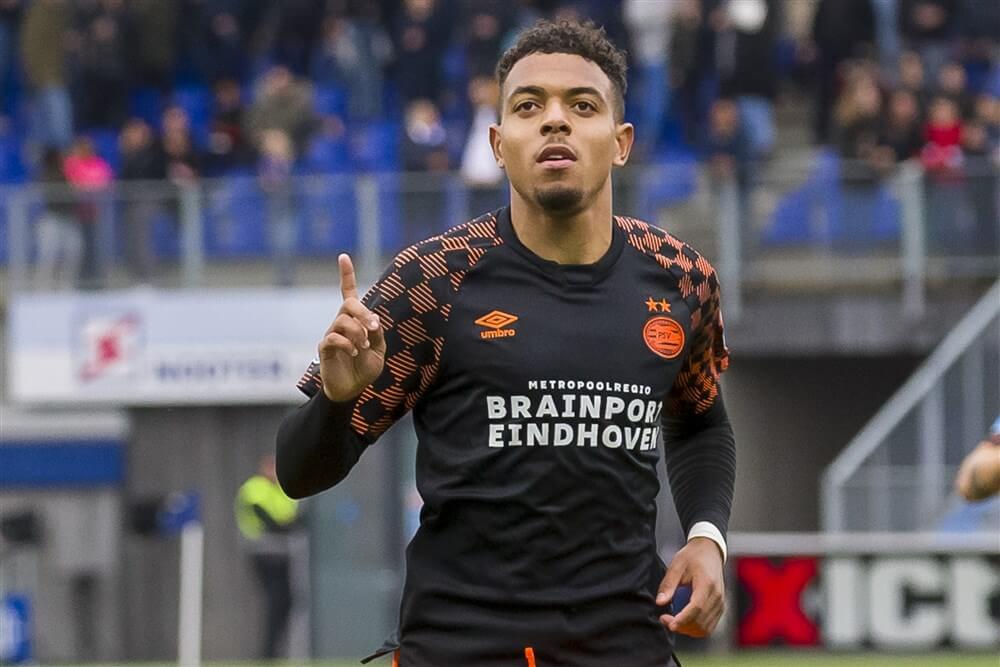 Donyell Malen Speler van de Maand in Eredivisie; image source: Pro Shots