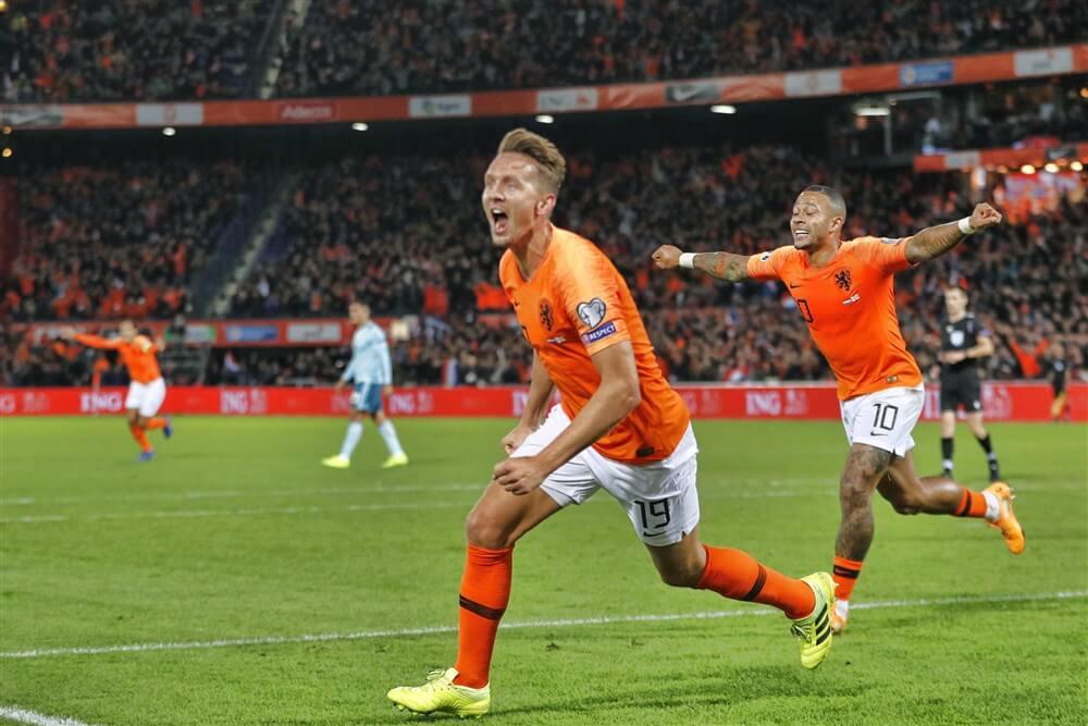 """Oud-PSV""""ers schieten Oranje voorbij Noord-Ierland; image source: Pro Shots"""