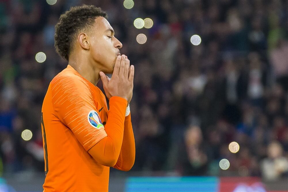 Ook Donyell Malen ontbreekt in selectie Nederlands elftal; image source: Pro Shots