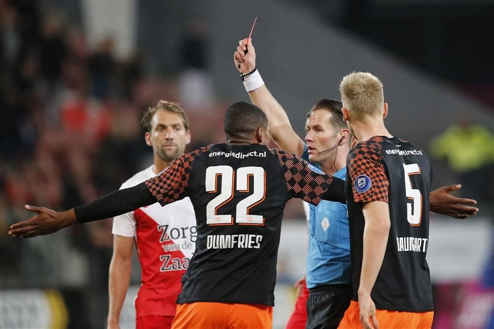 PSV twee competitiewedstrijden zonder Jorrit Hendrix en Nick Viergever; image source: Pro Shots