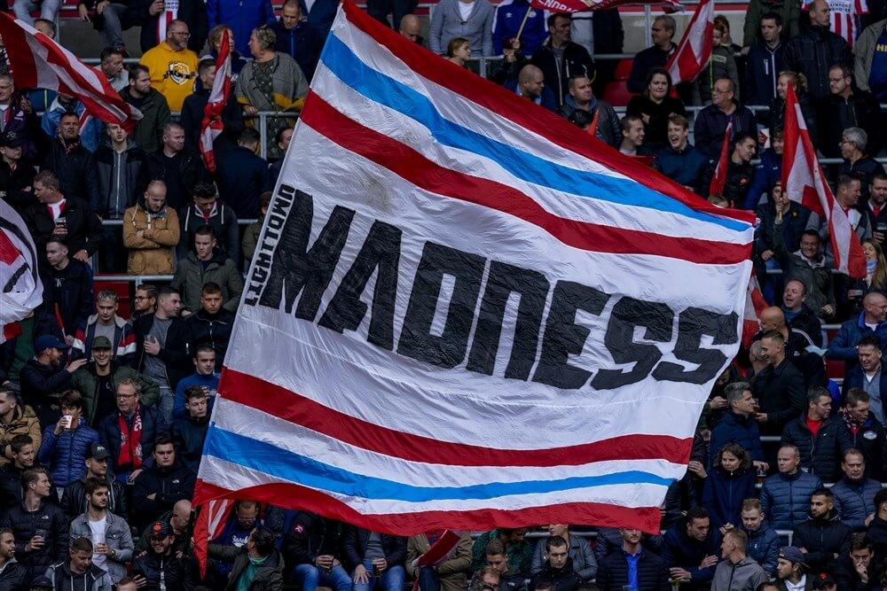"""Oproep Lighttown Madness: """"Wij moeten er op de tribune voor de volle 100% voor gaan""""; image source: Pro Shots"""