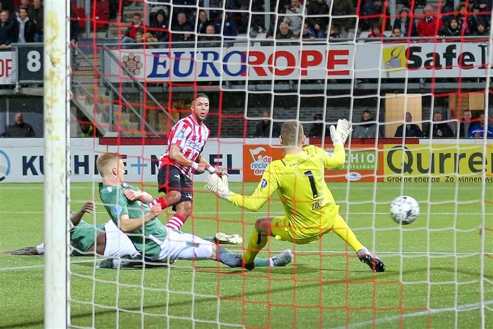 PSV gelijk tegen Sparta na wederom kwalitatief uitermate teleurstellende pot; image source: Pro Shots