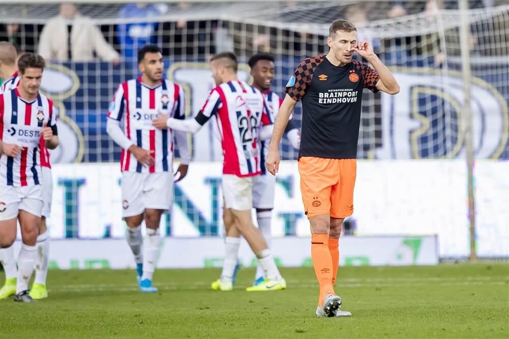 PSV zet hopeloze vorm voort na nederlaag in Tilburg; image source: Pro Shots