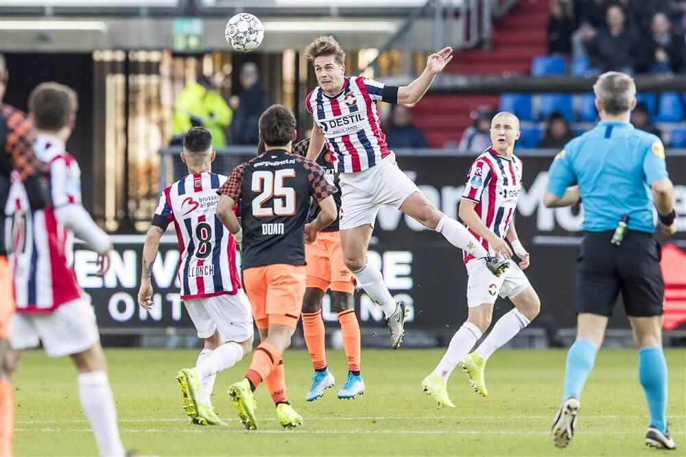 """""""PSV in augustus vriendschappelijk tegen Willem II""""; image source: Pro Shots"""