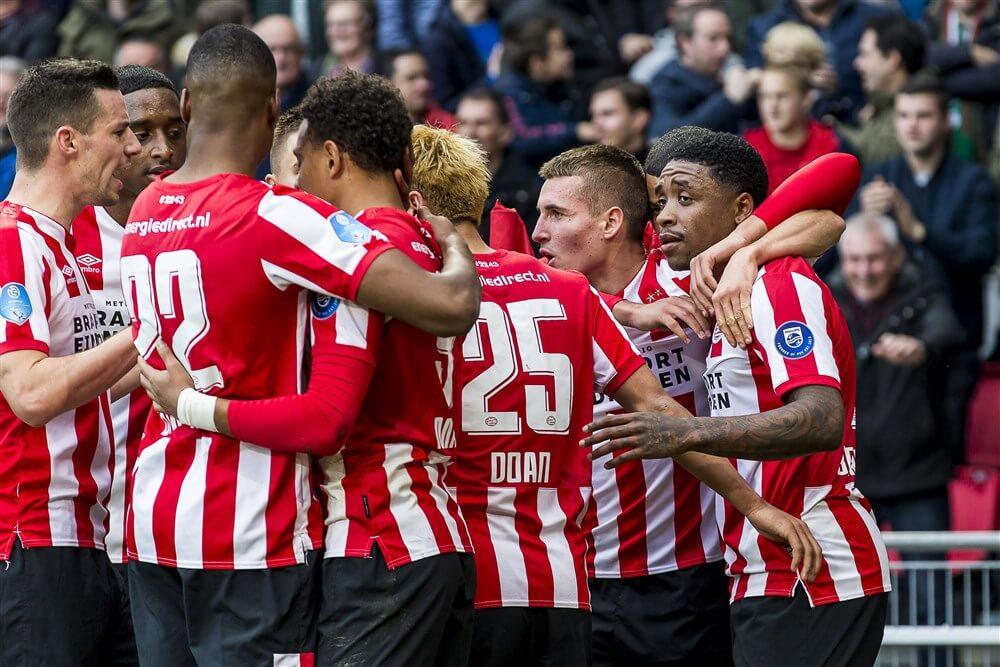 Winst voor PSV ondanks barslechte tweede helft tegen Heerenveen; image source: Pro Shots