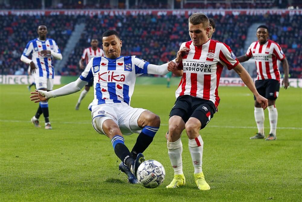 """""""PSV kijkt volop naar nieuwe linksback om selectie komende winterstop te versterken""""; image source: Pro Shots"""
