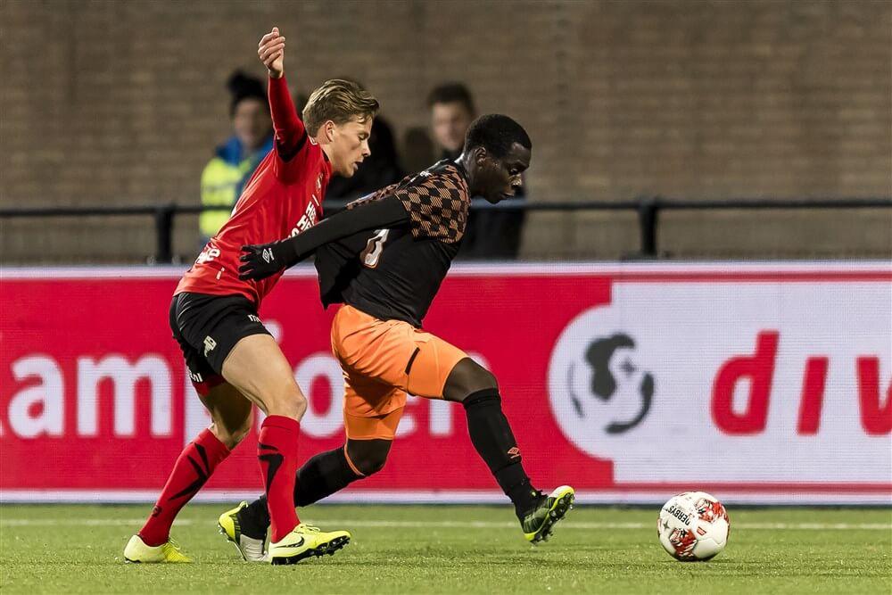 Jong PSV boekt bij Helmond Sport eerste uitzege van het seizoen; image source: Pro Shots