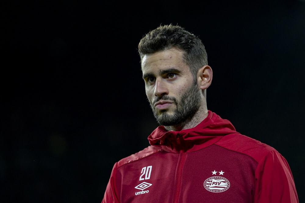 """""""PSV wil Gastón Pereiro deze maand nog verkopen""""; image source: Pro Shots"""