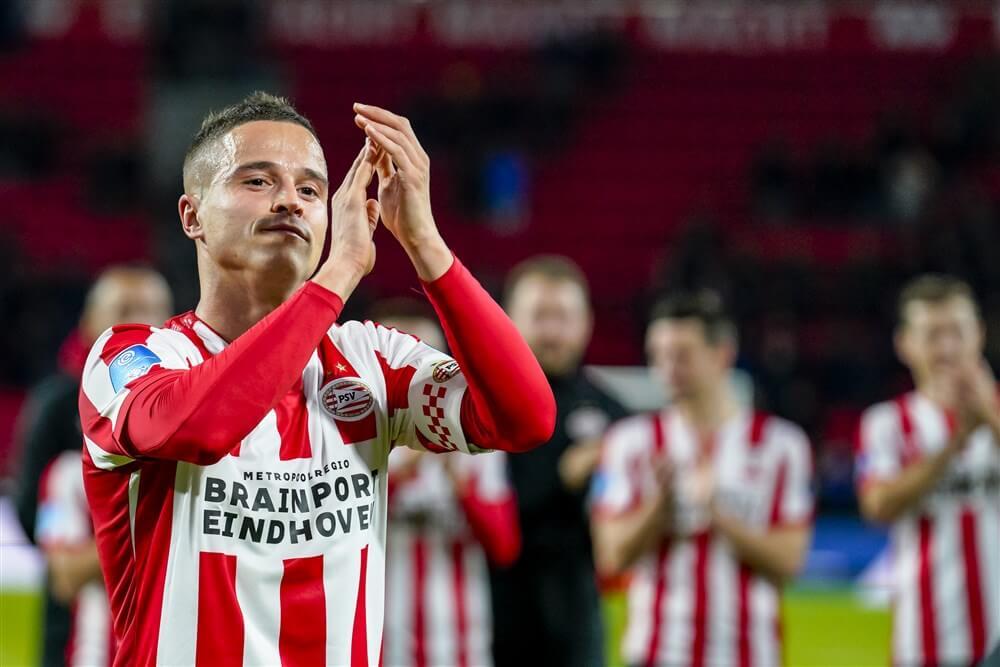 Contract Ibrahim Afellay bij PSV niet verlengd; image source: Pro Shots