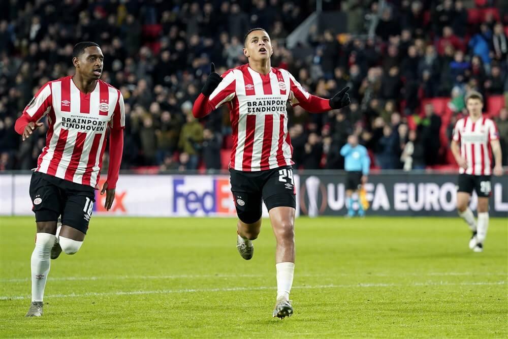 Mohamed Ihattaren PSV.Supporters.nl Man van het Seizoen; image source: Pro Shots