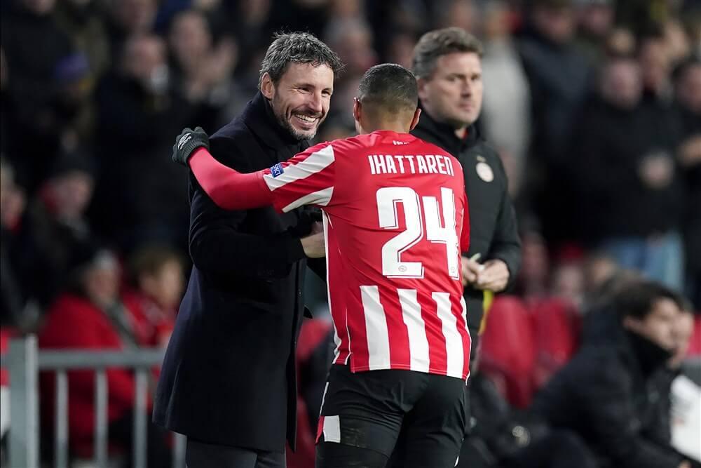 """""""Omgeving Mohamed Ihattaren hoopt op transfer naar Wolfsburg en Mark van Bommel""""; image source: Pro Shots"""