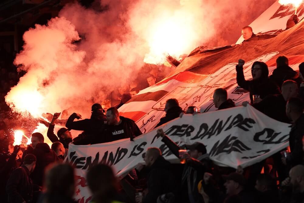 """Ibrahim Afellay: """"De supporters zijn desondanks gewoon achter ons blijven staan""""; image source: Pro Shots"""