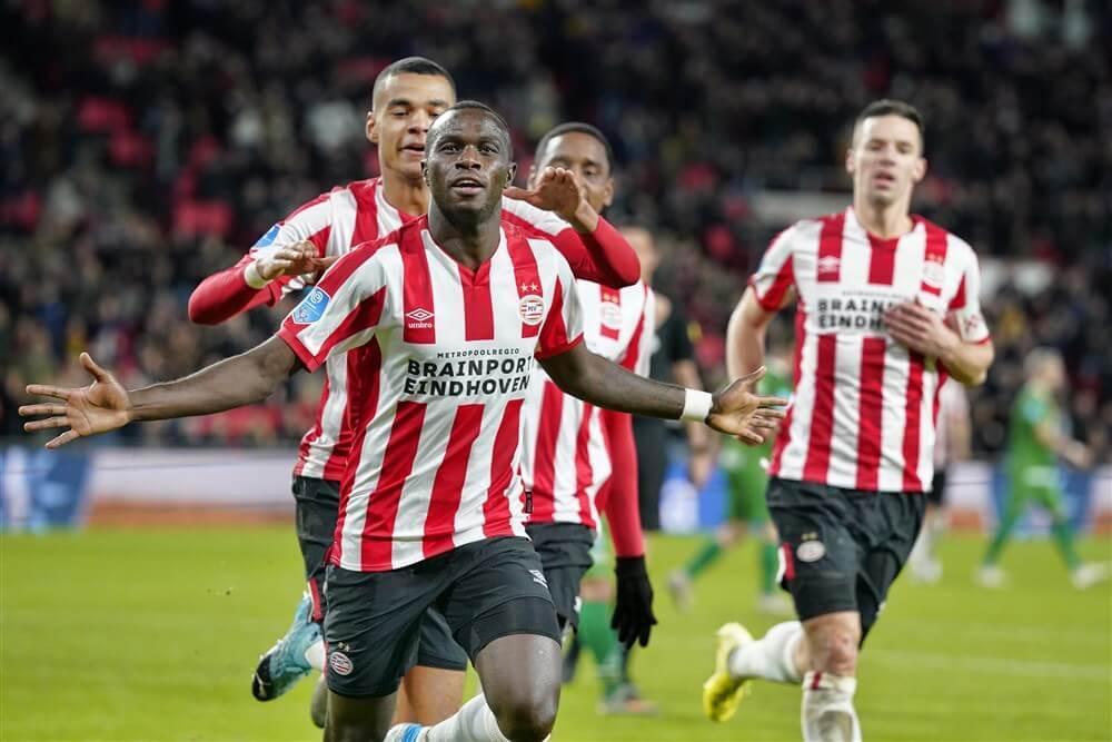 PSV eindigt 2019 met ruime zege tegen PEC Zwolle; image source: Pro Shots