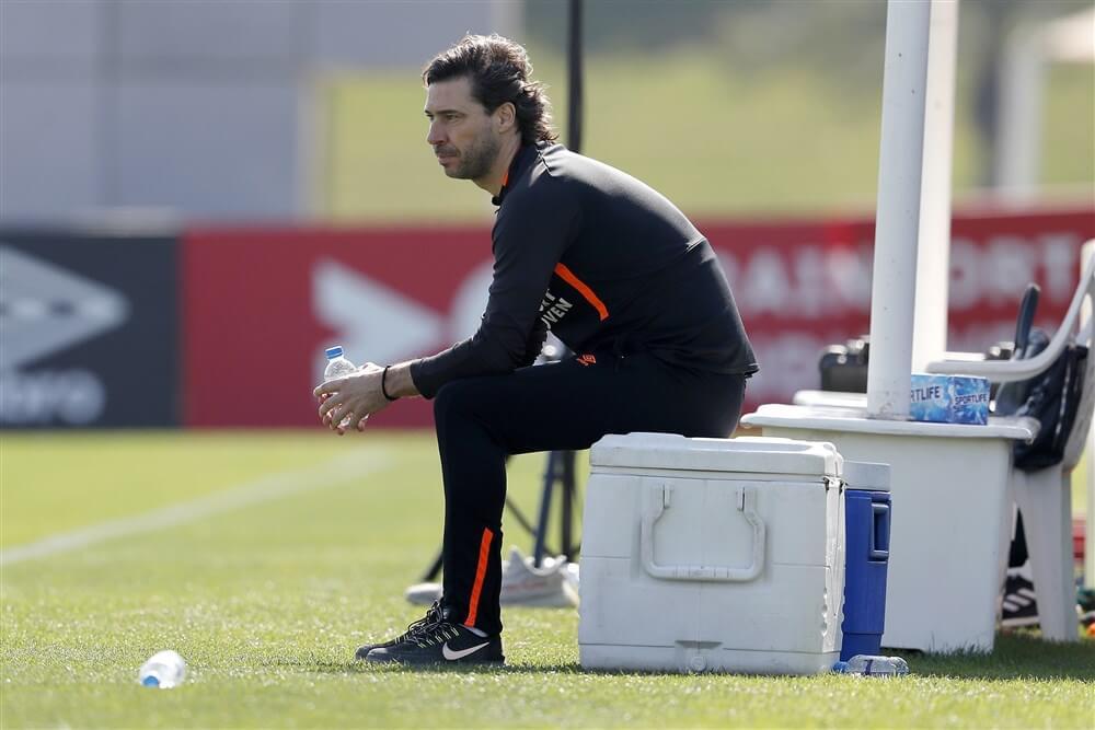 """John de Jong: """"Hopelijk kunnen we ruim voor de voorbereiding een trainer aanstellen""""; image source: Pro Shots"""