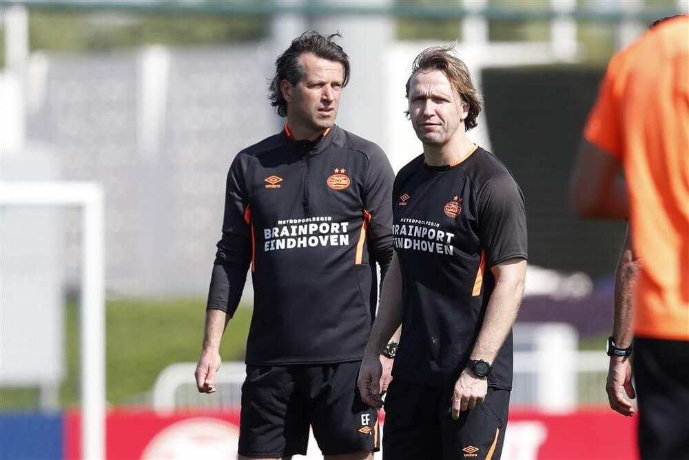 Boudewijn Zenden definitief als assistent-trainer bij eerste elftal van PSV; image source: Pro Shots