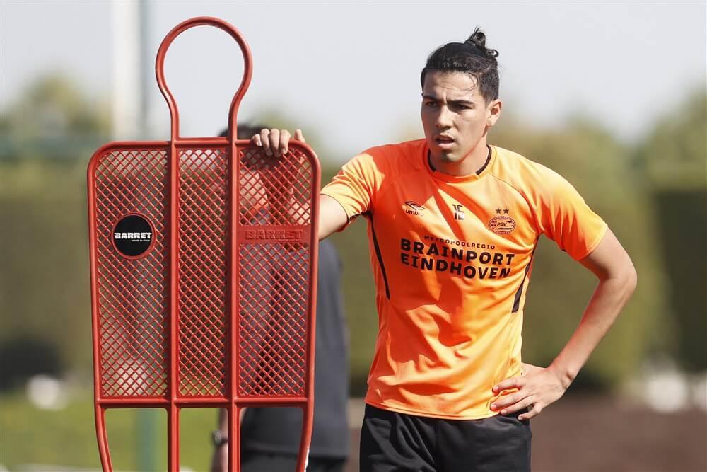 Érick Gutiérrez voorlopig uitgeschakeld vanwege enkelblessure; image source: Pro Shots