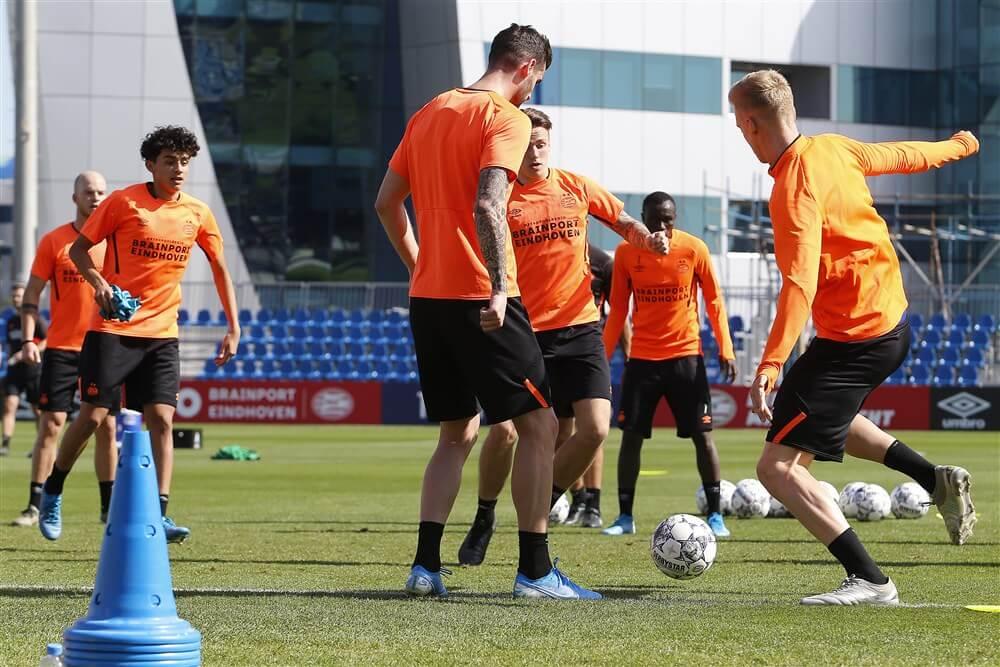 [Update] PSV wijzigt terugreis vanuit Qatar; image source: Pro Shots