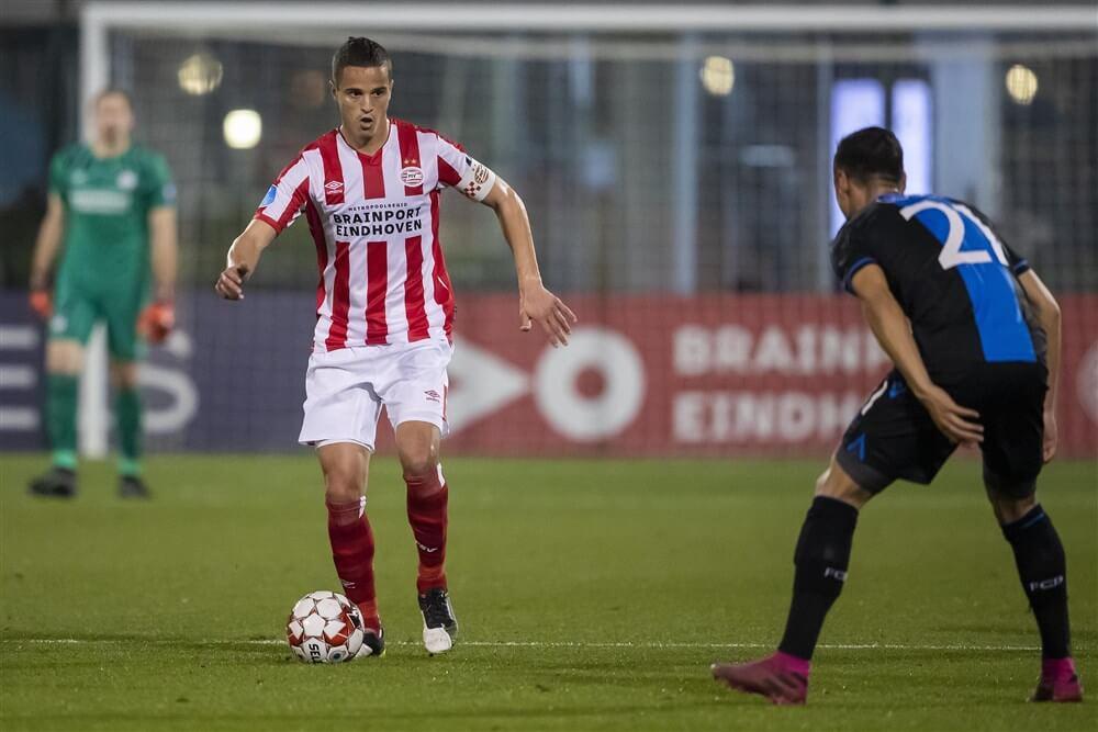 PSV in oefenduel onderuit tegen Club Brugge; image source: Pro Shots